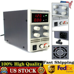 Power Supply Kps1203d Adjustable Switch Dc Kps Series Output Ac110v W power Cord