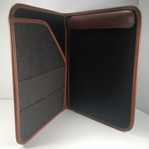 Levenger Pad Folio Portfolio Padfolio Tablet Backer Note Cover