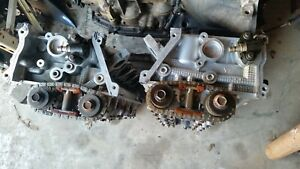 2004 Mustang 4 6 Svt Cobra Cylinder Heads Cams Dohc 9 Thread 2c5e 6c064 db