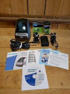 Dymo Labelwriter 400 Thermal Label Printer Apple Mac Or Pc Labels Tested works