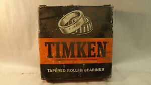 Timken 6320 Cup Taper Roller Bearing New Nos Usa