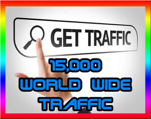 Do Targeted 15 000 World Wide Traffic Social Media Promotion Campaigns