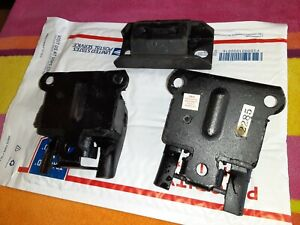 Chevrolet Small And Big Block 350 Motor Mounts Th350 Transmission Mount Kit