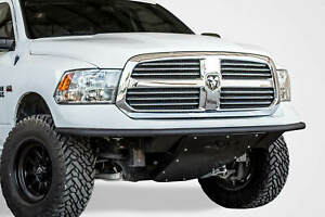 Addictive Desert Designs Lite Front Bumper For 09 18 Dodge Ram 1500