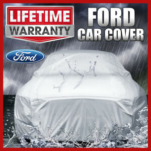 Ford Mustang Outdoor Car Cover All Weather Waterproof Custom Fit