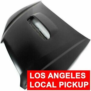 Hood Panel For 2005 2009 Subaru Legacy Outback Turbocharged W Scoop Provision