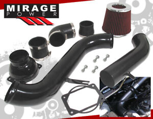 For 91 99 Mitsubishi 3000gt Dodge Stealth Non Turbo Cold Air Intake W Filter