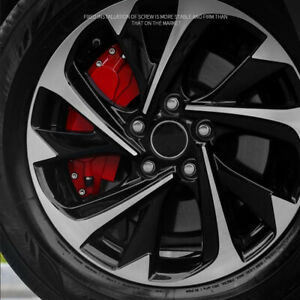 3d Disc Brake Caliper Covers Front Rear Kits For 18 3 23 6 Inch Wheels Access