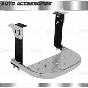 Single Chrome Plated Truck Side Step