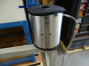 Vibration Test Systems Vts Vg 100 Ca 6 Single Vibrator Vc100ca6
