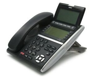 Nec Dt800 Itz 8ld 3 Black 8 button Ip Display Phone