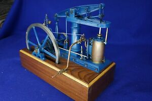 Me Beam Steam Engine Precise Runner With Governor