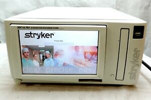 Stryker Sdc Ultra Hd Information Managment System 0240050988 Version 7 0 G