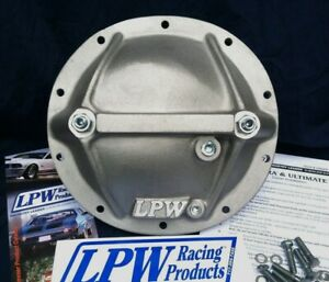 Chevy Gm 10 Bolt Axle 8 25 8 5 8 6 Diff Lpw Aluminum Rear Support Cover Girdle