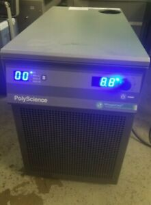 Polyscience Whispercool N0772045 6150 Refrigerated Chiller 240 V 50 Hz 12 2 A