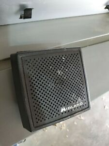 Midland Lmr Land Mobile Radio Extension Speaker Model 70 2353a