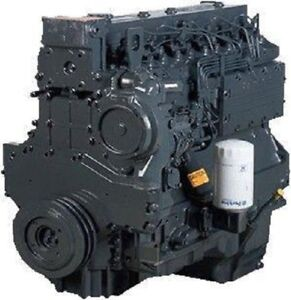 Perkins 704 30t Diesel Engine Reman All Complete And Run Tested