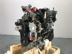 Perkins 1204e e44ta Diesel Engine 120hp All Complete And Run Tested