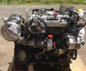 Perkins 854 Diesel Engine All Complete And Run Tested