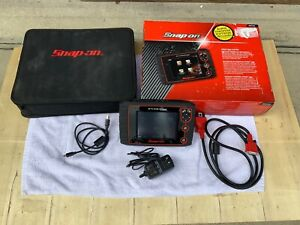Snap On Ethos Edge Eesc332a Scanner 19 4 Version Good Condition