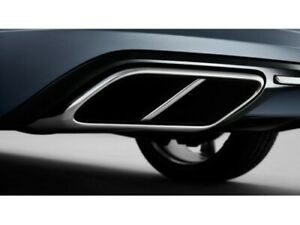 Genuine Volvo Dual Integrated Exhaust Tips 31428863