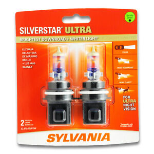 Sylvania Silverstar Ultra High Beam Headlight Bulb For Dodge Ram 1500 Ram Hw
