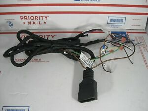Western 61558 Fisher 8273 12 Pin Plow Side Relay Type Control Light Harness