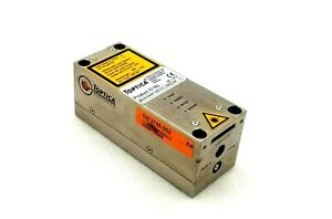 Toptica Photonics Ibeam smart 636 s kl_13083 V2 Compact Diode Laser 636nm wty