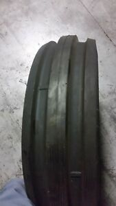 7 50 16 750 16 Crop Master 10ply Tubeless F2 Tri Rib Tubeless Tractor Tire