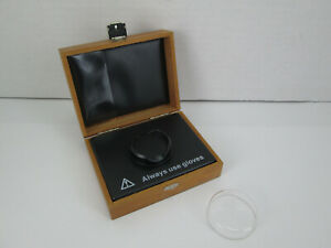 Wood Wooden Box Case For Optical Filter Ua 0976 Box Only No Filter Sku A