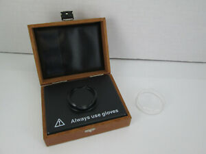 Wood Wooden Box Case For Optical Filter Ua 0985 Box Only No Filter Sku B