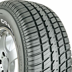 4 new 235 60 R14 Cooper Cobra Radial Gt 96t 235 60 14 All Season Tires