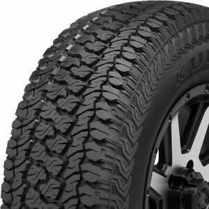 2 New Lt285 75r16 Kumho Road Venture At51 126 123r 285 75 16 All Season Tires