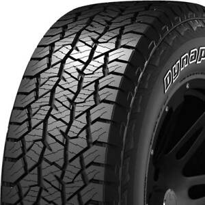 2 new 265 70r16 Hankook Dynapro At2 112t 265 70 16 B 4 Ply All Terrain Tires