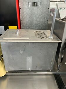 Randell 9510 Drop in Ice Bin And Water Station 21 x 14 63