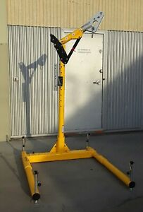 Miller Durahoist Portable Confined Space System Dh 3 And Dh 4 6671