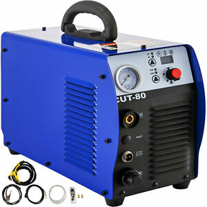 Plasma Cutter Cut 80 80a Air Plasma Digital Inverter Welder Cutting Machine 220v