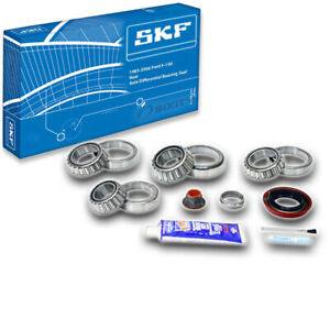 Skf Rear Axle Differential Bearing Seal For 1983 2006 Ford F 150 Kit Qg