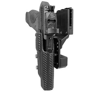 Black Scorpion Gear Smith amp; Wesson Mamp;P9 Mamp;P40 M2.0 5#x27;#x27; Pro Competition Holster $86.99