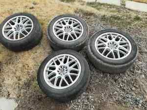 17 Inch Drag Wheels And Tires 5 X 114 3 115mm