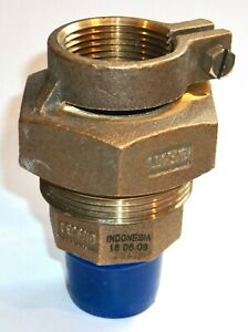 Legend Valve 1 Ips No lead Bronze Pack Joint Fitting 313 235nl 1 T 4320
