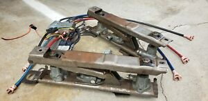 1968 1976 Gm Electric 60 40 Bench Seat Tracks