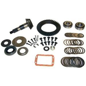 83500187 Ring And Pinion Kit Front New For Jeep Wrangler Cherokee 1986 1999