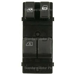 Dws 532 Power Window Switch Front Driver Left Side New Black Lh Hand For Nissan