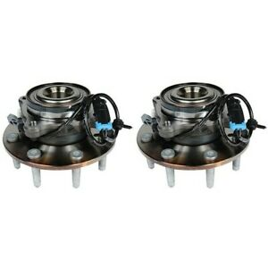 Set acfw338 Ac Delco Set Of 2 Wheel Hubs Front Driver Passenger Side New Pair