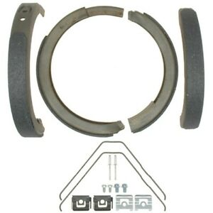 14784b Ac Delco 2 wheel Set Parking Brake Shoes Rear New For Chevy Olds S10 Gmc