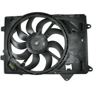 76293 4 Seasons Four Seasons Cooling Fan Assembly New For Chevy Chevrolet Sonic