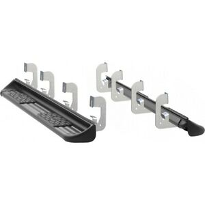 280743 581443 Luverne Set Of 2 Running Boards New For Chevy Silverado 1500 Pair