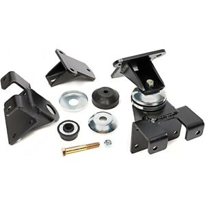 4196 Transdapt Motor Mount Kit Driver Passenger Side New For Chevy Styleline