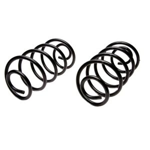 45h2015 Ac Delco Coil Springs Set Of 2 Rear New For Chevy Olds Cutlass Pair